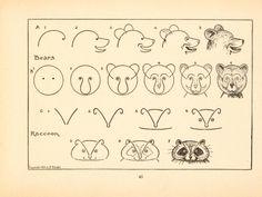 Qué dibujar y cómo dibujarlo; E.G Lutz (libro completo)