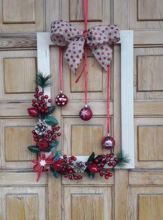 Christmas Is Coming, First Christmas, Christmas Home, Handmade Christmas, Kids Christmas Ornaments, Christmas Colors, Christmas Wreaths, Christmas Cards, Xmas Decorations