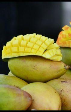Cut Mango..