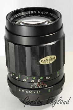 Ricoh EE Rikenon 135mm F/2.8 (M42)