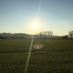 Landschaft Nähe Klagenfurt
