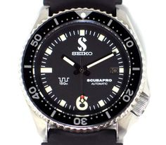 Seiko Divers Watches for Men | Details about SEIKO DIVER'S WATCH FOR MEN 7002-SCUBAPRO 150A #597