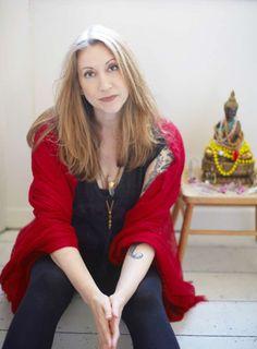 Susannah Conway. Photos by Kristin Perers.