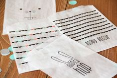 FREE easter treat bag printables  — And We Play | DIY For Kids