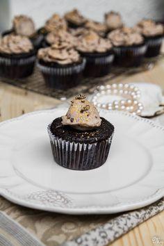 Chestnut cupcakes