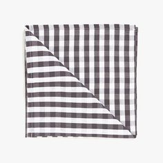 GINGHAM COTTON NAPKIN (SET OF 2) - NAPKINS - TABLEWARE | Zara Home United Kingdom