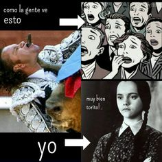 Rock Music, Memes, Lol, Funny, Movie Posters, Vegan, Frases, Animal Rights, Humor In Spanish