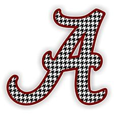 University Of Alabama (A) Vinyl Die-Cut Decal ** 4 Sizes Alabama Decals Alabama Crimson Tide Logo, Crimson Tide Football, Alabama Football, Alabama Wallpaper, Motion Wallpapers, Apple Watch Wallpaper, Sweet Home Alabama, University Of Alabama, Roll Tide