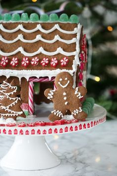 dej peberkagehus Hygge, Gingerbread, December, Desserts, Food, Tailgate Desserts, Deserts, Essen, Dessert