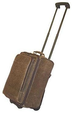 Scully Leather Wheeled Carry-On  http://www.alltravelbag.com/scully-leather-wheeled-carry-on/