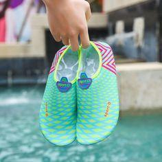 Women's Outdoor Water Shoes Swim Yoga Pool Beach Sports Socks Aqua Slip On Surf