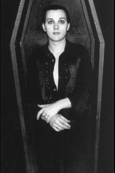 Your funeral.  Dave Vanian.  Bats.  Love.