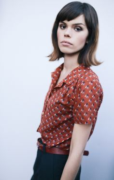 Bric-a-Brac Acosta Blouse available at www.pukineshop.com