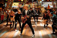 30 Day Disney Challenge: Day 23 - Favorite Dane Scene: Crusin' for a Brusin' (Teen Beach Movie)