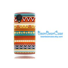 Nexus 5 case, tribal Aztec pattern case for LG Google Nexus 5 case, hard crystal plastic pc case, water proof, FREE Screen protector include...