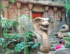 Disneyland: Indiana Jones Adventure