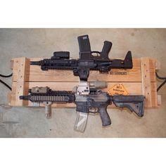 By @dentedhellmet ・・・ #shortbarrelsaturday #weaponsfanatics