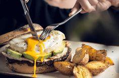 Που θα φας Brunch στον Πειραιά - Brunch Piraeus Brunch, Eggs, Breakfast, Food, Morning Coffee, Essen, Egg, Meals, Yemek
