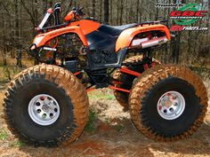 Monster ATV | EFX Moto Monster | ATV Tires