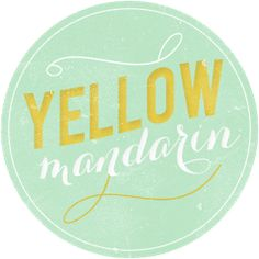 Si fuese niño me gustaría que me regalasen…   Yellow Mandarín