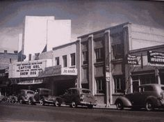 PIX Theatre in Nampa, Idaho - The Pix Theatre first opened its doors on September 11, 1946 in downtown Nampa. At the time it was built, it was the newest and biggest theatre in Idaho. Theatre walls were covered with heavy blue-figured damask tapestry and the 688 seats were spring-cushioned.