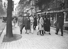 am Kurfuerstendamm um 1931