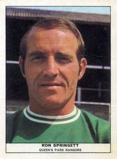 1969-70 Anglo Confectionery Football Quiz #51 Ron Springett | Trading Card Database Queens Park Rangers Fc, Trading Card Database, Football Cards, Goalkeeper, Confectionery, Trivia, Stickers, Soccer Cards, Goaltender