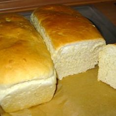 Amish White Bread | Foxy Recipes
