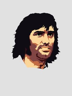 #georgebest The World Cup Draw