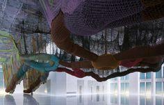Crazy hyperculture in the vertigo of the world, 2010, Faena Art Centre, Buenos Aires, Argentina.