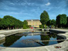 Wien, Schönbrunn Palace Garden, Nikon Coolpix L310, 4.5mm, 1/800s, ISO80, f/3.1,+1.0ev, polar filter, HDR-Art photography, 201605211634