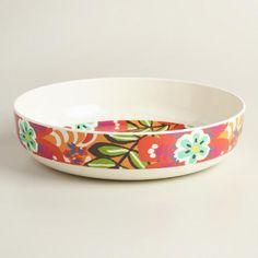 One of my favorite discoveries at WorldMarket.com: Havana Melamine Serving Bowl