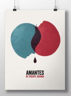 AMANTES © Riki Blanco