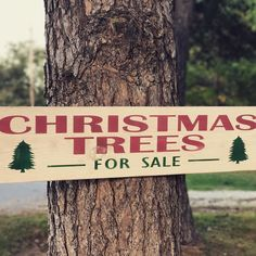 Large Christmas Trees for sale wood sign. #fixerupperstyle #fixerupper #joannagaines #magnolia #magnoliamarket #rusticdecor #rustic #rusticchic #christmas #christmastree #christmasdecor #christmastime #christmasdecorations #rusticchristmas
