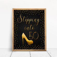 Items similar to Stepping into Happy Birthday Sign, Cheers to 70 Years, Anniversary Sign, Confetti Gold Party Decoration, Birthday décor on Etsy Happy 80th Birthday, Birthday Cheers, Gold Birthday Party, 70th Birthday Parties, Happy 40th, Birthday Crafts, Gold Party Decorations, Birthday Decorations, As You Like