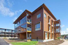 Metsä Wood Multi-Storey building | Wood Products