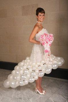 Crazy Bride Dresses
