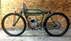 Harley Davidson board track racer replica