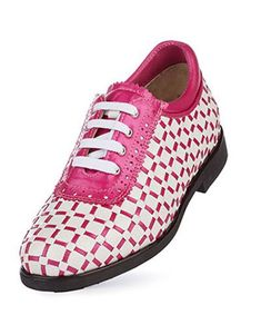 Shop for you golf shoes online today! We offer the best in ladies golf shoes from the traditional to edgy and colorful shoes that match each of your outfits. Golf Outfit, Golf Attire, Best Golf Shoes, Womens Golf Shoes, Golfer, Colorful Shoes, Latest Shoes, Silver Shoes, Golf Fashion