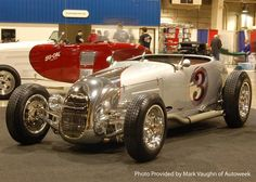 1927 Indy Speedster by SO-CAL Speed Shop in Pomona CA . Click to view more photos and mod info.