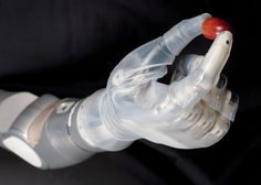 "Earlier this month the US Food and Drug Administration (FDA) approved a mind controlled prosthetic arm that has been developed by DEKA Integrated Solutions for DARPA's Revolutionising Prosthetics program. The DEKA mind controlled prosthetic arm also referred to as the ""Luke"" arm, referencing the prosthetic arm that was worn by Luke Skywalker in Star Wars. Is controlled by electrical signals from electromyogram (EMG) electrodes connected to the wearer's muscles. 