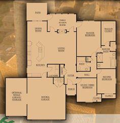 Ovazione II Floorplan | Lawrence KS