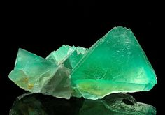 FLUORITE from Riemvasmaak in the Northern Cape Province of South Africa