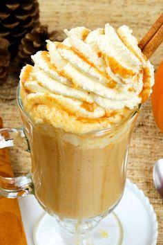 Pumpkin Cheesecake White Hot Cocoa....wait whaaat?!! I loooove pumpkin! OMG YUM!
