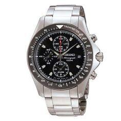 Online Watches - [セイコー]SEIKO 腕時計 アラームクロノグラフ 海外モデル SNA487PC メンズ | 最新の時間センター