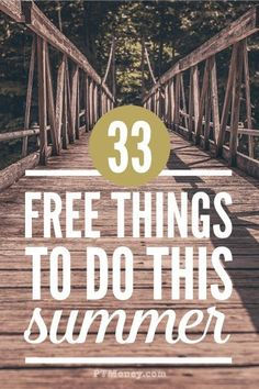I& listed 33 free things to do in the summer. If you have kids you are probably looking for free things to do this summer with them. You can have fun for free this summer with your kids. Just Dream, Summer Bucket Lists, Free Things To Do, Cheap Things, Fun Things, Summer Kids, Free Summer, Family Activities, Teen Summer Activities