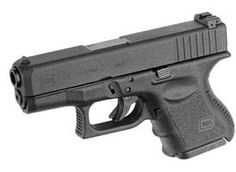 "Glock 26 SUBCOMPACT ""Baby Glock"" $425.00 http://media-cache3.pinterest.com/upload/54254370480480123_d3k0CyNp_f.jpg aplares guns and gear"