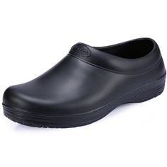 Non Slip Work Shoes Unisex Slip Resistant Chef Shoes Slip On - CV184XROU5M 42ca7d1cf