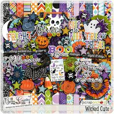 Wicked Cute by Bella Gypsy Designs