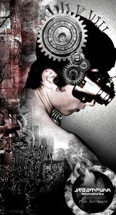 steampunk poster by jakewatsontv